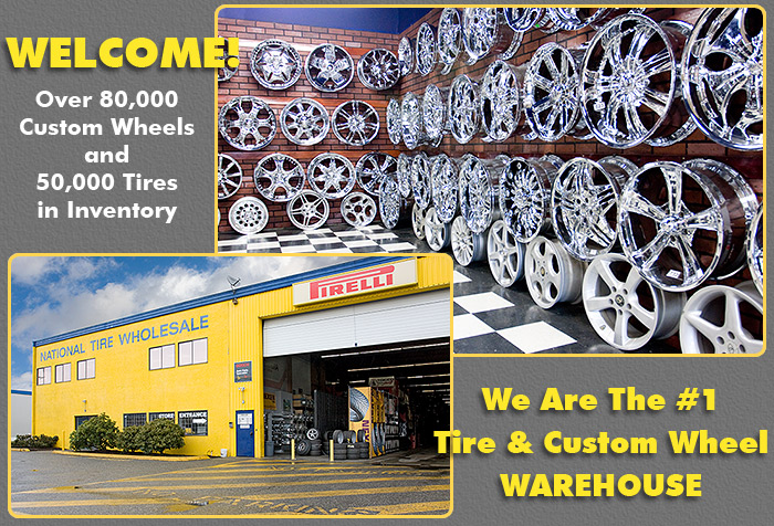 Who Is National Tire Wholesale?